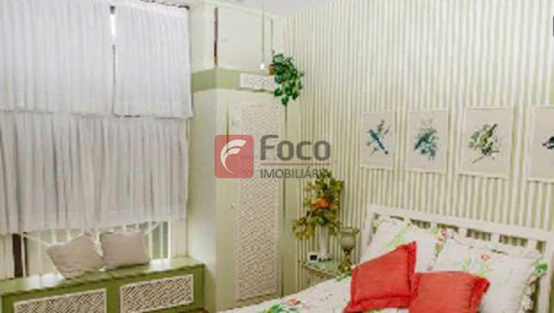 QUARTO - Casa à venda Rua Fernando Magalhães,Jardim Botânico, Rio de Janeiro - R$ 5.800.000 - JBCA50017 - 14