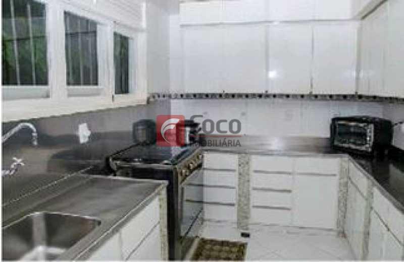 COZINHA - Casa à venda Rua Fernando Magalhães,Jardim Botânico, Rio de Janeiro - R$ 5.800.000 - JBCA50017 - 16