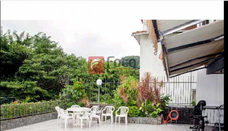 TERRAÇO - Casa à venda Rua Fernando Magalhães,Jardim Botânico, Rio de Janeiro - R$ 5.800.000 - JBCA50017 - 13