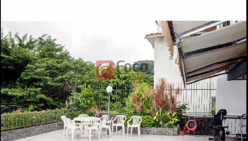TERRAÇO - Casa à venda Rua Fernando Magalhães,Jardim Botânico, Rio de Janeiro - R$ 5.800.000 - JBCA50017 - 3