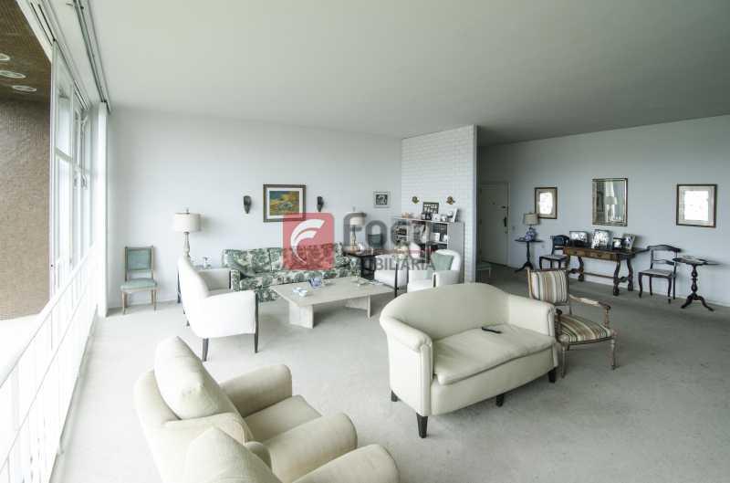 SALÃO - Apartamento 3 quartos à venda Laranjeiras, Rio de Janeiro - R$ 2.300.000 - FLAP31863 - 5