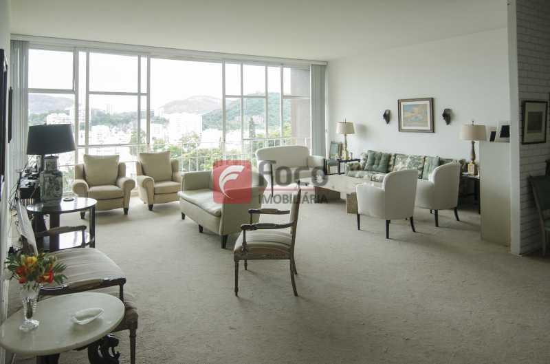 SALÃO - Apartamento 3 quartos à venda Laranjeiras, Rio de Janeiro - R$ 2.300.000 - FLAP31863 - 4