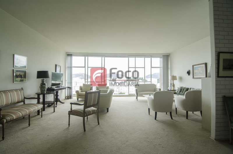 SALÃO - Apartamento 3 quartos à venda Laranjeiras, Rio de Janeiro - R$ 2.300.000 - FLAP31863 - 3