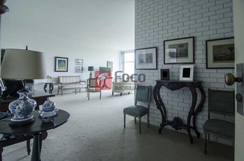 HALL - Apartamento 3 quartos à venda Laranjeiras, Rio de Janeiro - R$ 2.300.000 - FLAP31863 - 6