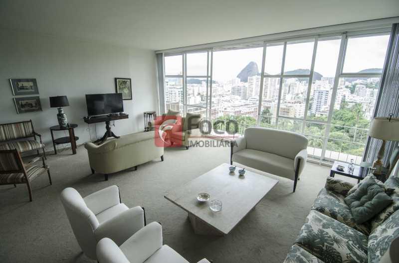SALÃO - Apartamento 3 quartos à venda Laranjeiras, Rio de Janeiro - R$ 2.300.000 - FLAP31863 - 1