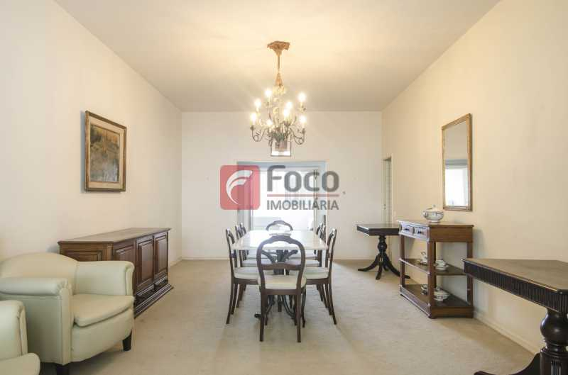 SALA DE JANTAR - Apartamento 3 quartos à venda Laranjeiras, Rio de Janeiro - R$ 2.300.000 - FLAP31863 - 11