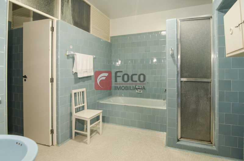 BANHEIRO SOCIAL 2 - Apartamento 3 quartos à venda Laranjeiras, Rio de Janeiro - R$ 2.300.000 - FLAP31863 - 23