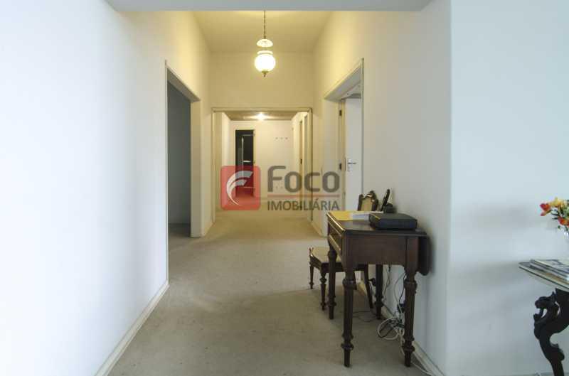 CIRCULAÇÃO - Apartamento 3 quartos à venda Laranjeiras, Rio de Janeiro - R$ 2.300.000 - FLAP31863 - 25