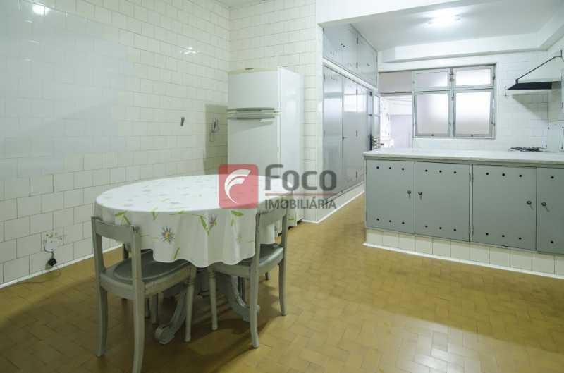 COPA COZINHA - Apartamento 3 quartos à venda Laranjeiras, Rio de Janeiro - R$ 2.300.000 - FLAP31863 - 26