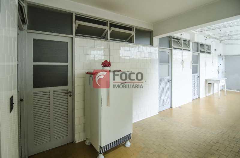 ÁREA SERVIÇO - Apartamento 3 quartos à venda Laranjeiras, Rio de Janeiro - R$ 2.300.000 - FLAP31863 - 29