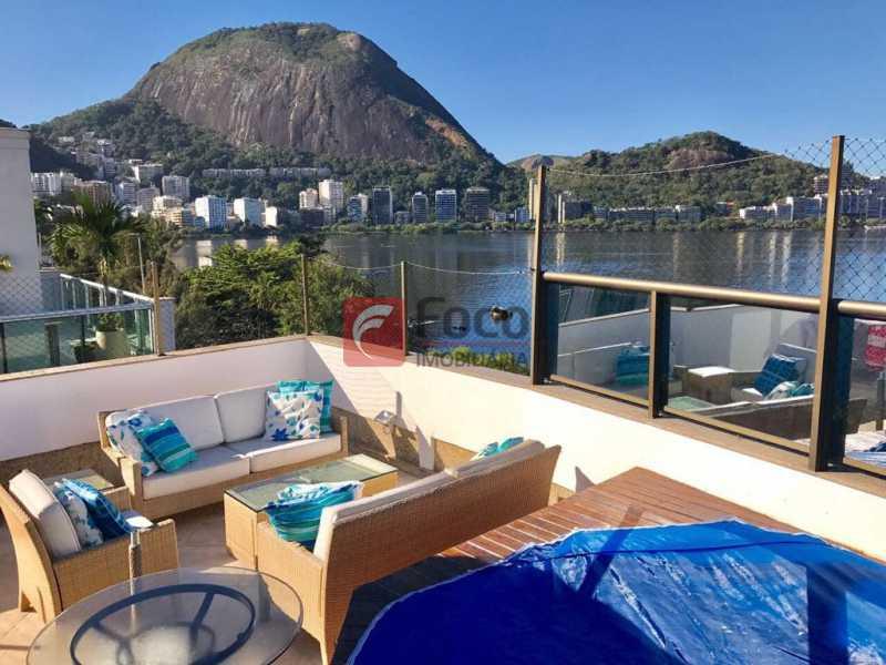 89100820-e9ee-467c-b69e-b2b85a - Cobertura à venda Avenida Borges de Medeiros,Lagoa, Rio de Janeiro - R$ 6.970.000 - JBCO40061 - 1