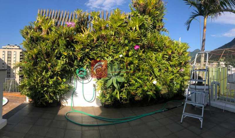 WhatsApp Image 2020-10-15 at 1 - Jardim Botânico - Cobertura com Linda Vista para a Lagoa - Original 04 Quartos - piscina - 02 Vagas - JBCO30109 - 23