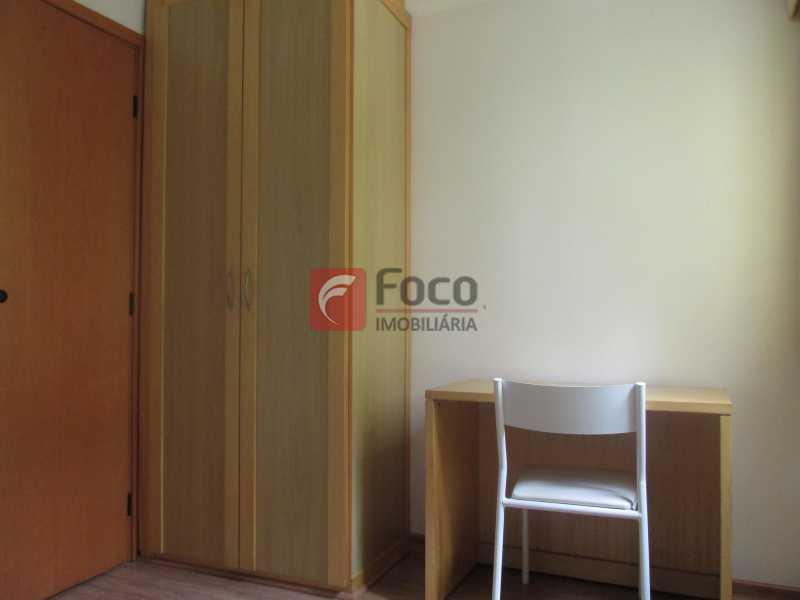 Quarto 1 - Flat à venda Rua Professor Saldanha,Jardim Botânico, Rio de Janeiro - R$ 1.290.000 - JBFL20005 - 13