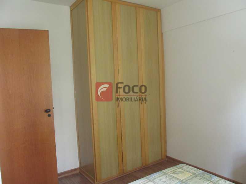 Quarto 2 - Flat à venda Rua Professor Saldanha,Jardim Botânico, Rio de Janeiro - R$ 1.290.000 - JBFL20005 - 14