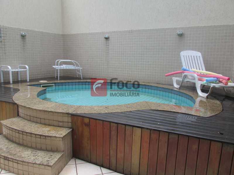 Piscina - Flat à venda Rua Professor Saldanha,Jardim Botânico, Rio de Janeiro - R$ 1.290.000 - JBFL20005 - 4