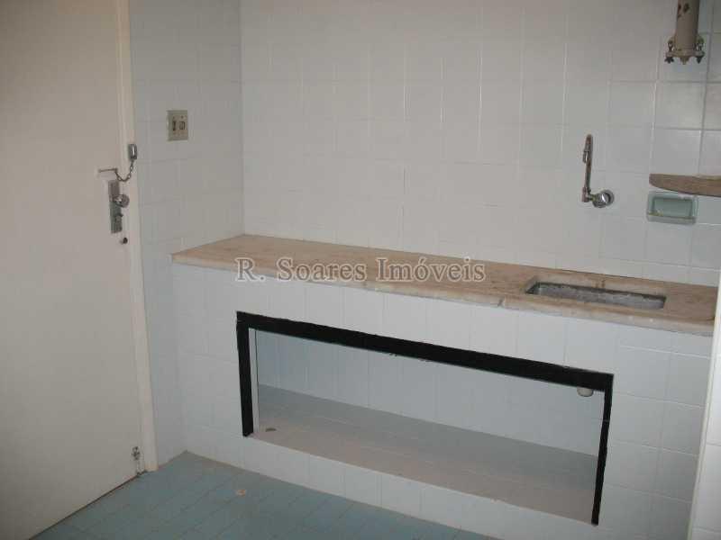 17 cozinha - Apartamento 3 quartos para alugar Rio de Janeiro,RJ - R$ 1.800 - CPAP30217 - 14