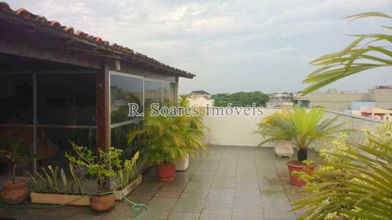 15 - Cobertura à venda Rua Vaz de Toledo,Rio de Janeiro,RJ - R$ 550.000 - JCCO30019 - 16