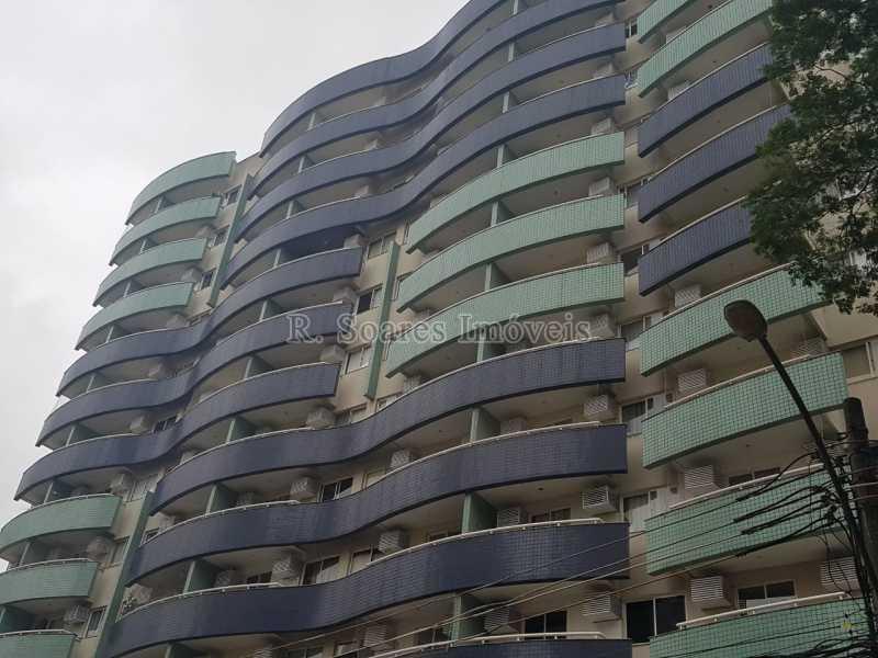 01 - Flat 2 quartos à venda Rio de Janeiro,RJ - R$ 1.050.000 - CPFL20004 - 1