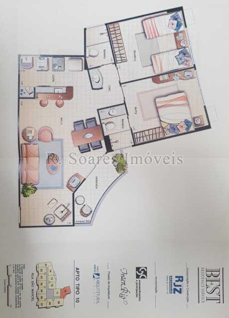 14 - Flat 2 quartos à venda Rio de Janeiro,RJ - R$ 1.050.000 - CPFL20004 - 11