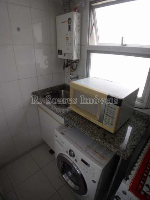19 - Flat 2 quartos à venda Rio de Janeiro,RJ - R$ 1.050.000 - CPFL20004 - 20