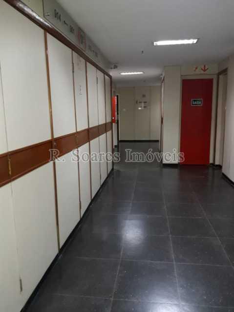 04 - Sala Comercial 22m² à venda Rio de Janeiro,RJ - R$ 250.000 - CPSL00024 - 5
