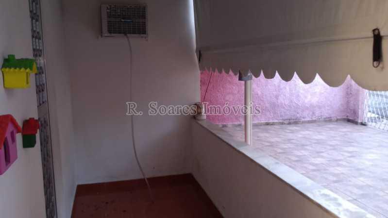14 - Casa de Vila 2 quartos à venda Rio de Janeiro,RJ - R$ 364.000 - VVCV20041 - 8
