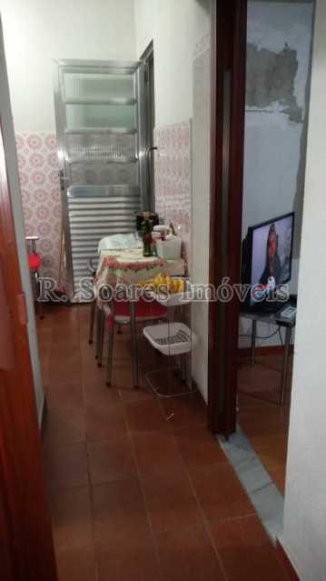 27 - Casa de Vila 2 quartos à venda Rio de Janeiro,RJ - R$ 364.000 - VVCV20041 - 19