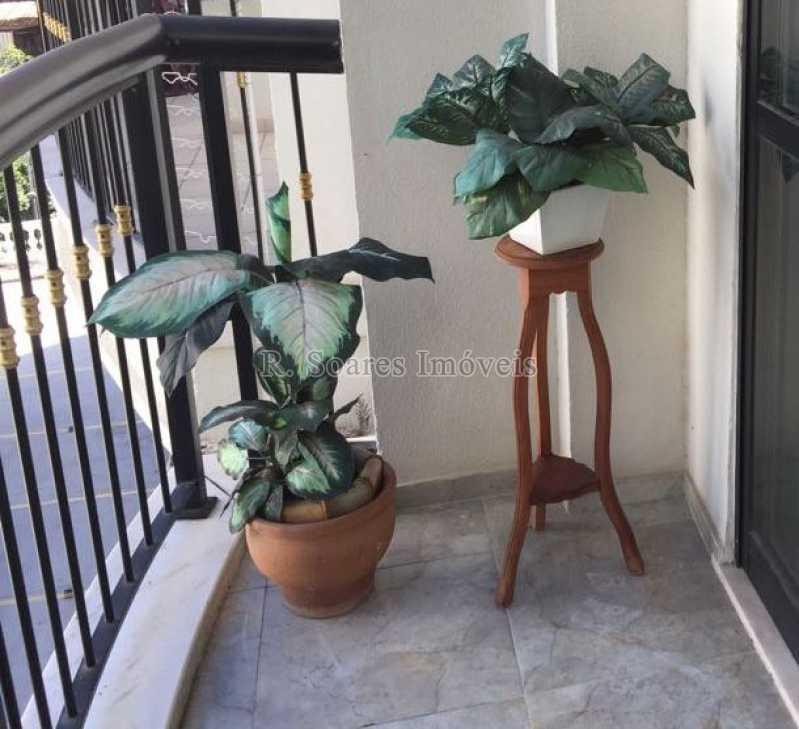1 - Apartamento 1 quarto à venda Rio de Janeiro,RJ - R$ 620.000 - CPAP10253 - 1