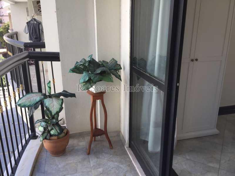 2 - Apartamento 1 quarto à venda Rio de Janeiro,RJ - R$ 620.000 - CPAP10253 - 3