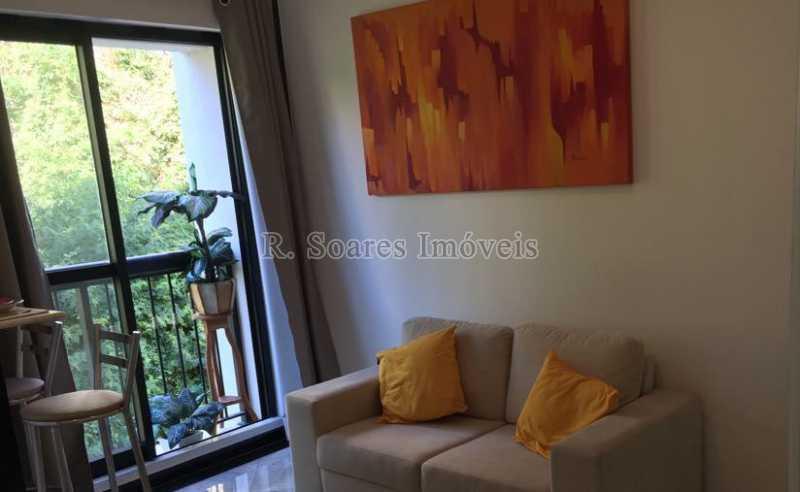 3 - Apartamento 1 quarto à venda Rio de Janeiro,RJ - R$ 620.000 - CPAP10253 - 4