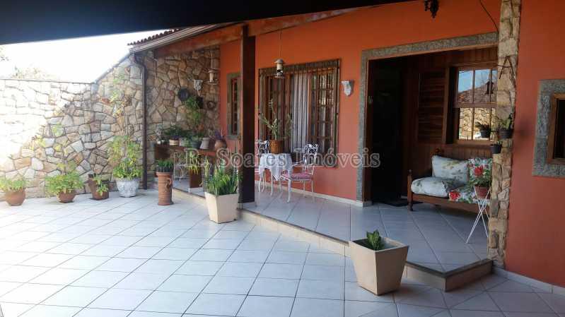 20181113_160839 - Casa em Condomínio 3 quartos à venda Rio de Janeiro,RJ - R$ 730.000 - VVCN30063 - 1