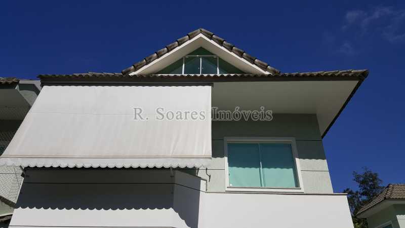 02- FRENTE - Casa em Condomínio à venda Rua Ituverava - De 939 Ao Fim - Lado ímpar,Rio de Janeiro,RJ - R$ 1.300.000 - LDCN40001 - 1