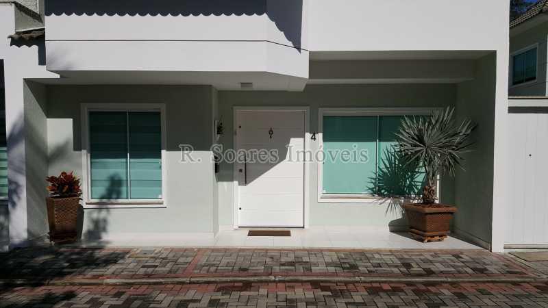 03- FRENTE - Casa em Condomínio à venda Rua Ituverava - De 939 Ao Fim - Lado ímpar,Rio de Janeiro,RJ - R$ 1.300.000 - LDCN40001 - 3