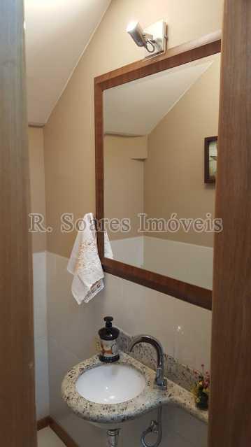 10- LAVABO - Casa em Condomínio à venda Rua Ituverava - De 939 Ao Fim - Lado ímpar,Rio de Janeiro,RJ - R$ 1.300.000 - LDCN40001 - 5