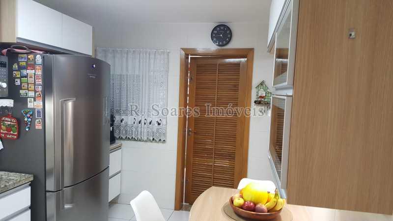 13- COZINHA - Casa em Condomínio à venda Rua Ituverava - De 939 Ao Fim - Lado ímpar,Rio de Janeiro,RJ - R$ 1.300.000 - LDCN40001 - 7