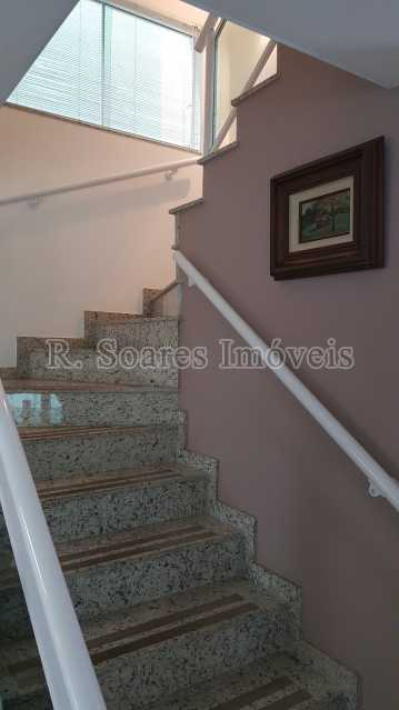 15- ESCADA - Casa em Condomínio à venda Rua Ituverava - De 939 Ao Fim - Lado ímpar,Rio de Janeiro,RJ - R$ 1.300.000 - LDCN40001 - 11