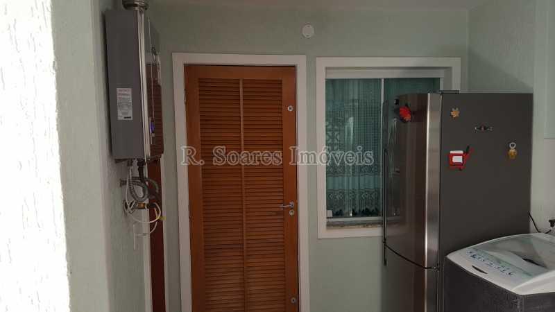 41- LAVANDERIA - Casa em Condomínio à venda Rua Ituverava - De 939 Ao Fim - Lado ímpar,Rio de Janeiro,RJ - R$ 1.300.000 - LDCN40001 - 23