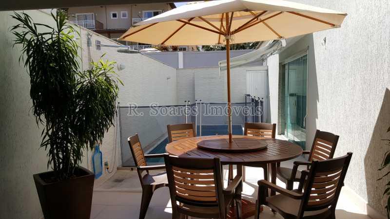 45- ÁREA LAZER - Casa em Condomínio à venda Rua Ituverava - De 939 Ao Fim - Lado ímpar,Rio de Janeiro,RJ - R$ 1.300.000 - LDCN40001 - 27