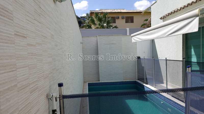 46- ÁREA LAZER - Casa em Condomínio à venda Rua Ituverava - De 939 Ao Fim - Lado ímpar,Rio de Janeiro,RJ - R$ 1.300.000 - LDCN40001 - 28