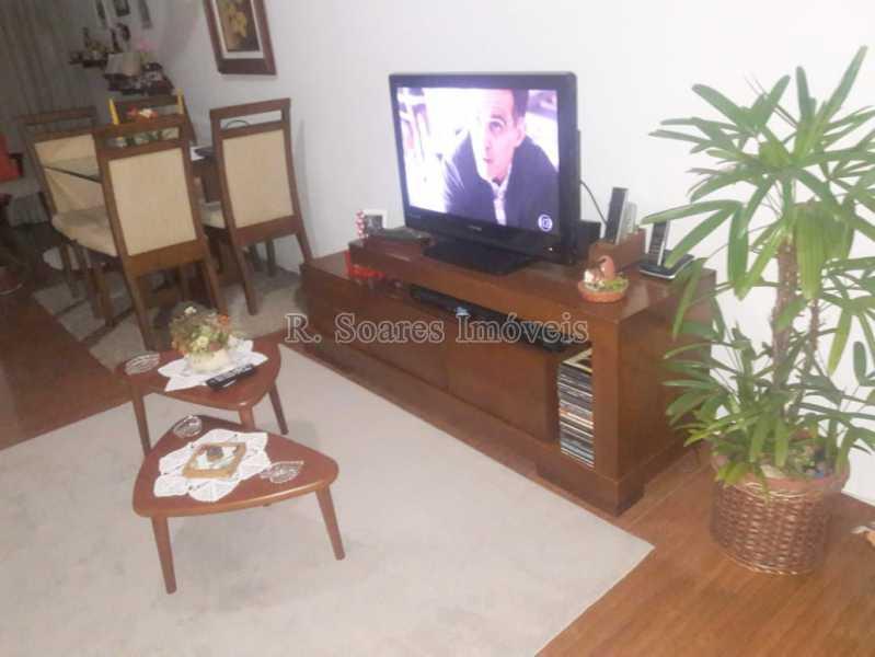 SALA1.2 - Apartamento 2 quartos à venda Rio de Janeiro,RJ - R$ 580.000 - JCAP20456 - 1