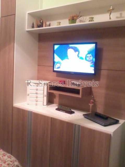 QUARTO1.2 - Apartamento 2 quartos à venda Rio de Janeiro,RJ - R$ 580.000 - JCAP20456 - 9