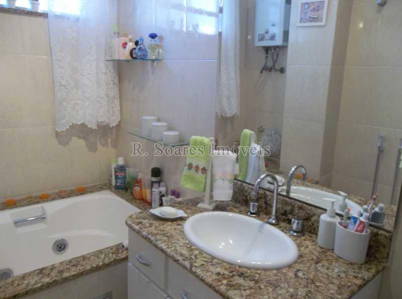 BANHEIRO SOCIAL1.1 - Apartamento 2 quartos à venda Rio de Janeiro,RJ - R$ 580.000 - JCAP20456 - 11
