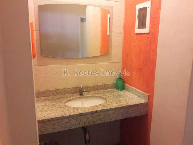 BANHEIRO PLAY - Apartamento 2 quartos à venda Rio de Janeiro,RJ - R$ 580.000 - JCAP20456 - 29