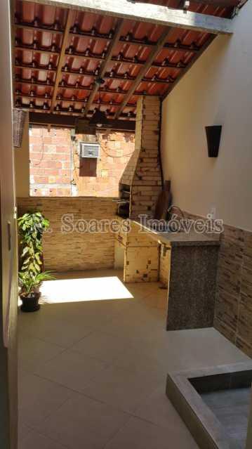 WhatsApp Image 2019-06-27 at 1 - Casa de Vila 2 quartos à venda Rio de Janeiro,RJ - R$ 349.000 - LDCV20003 - 25