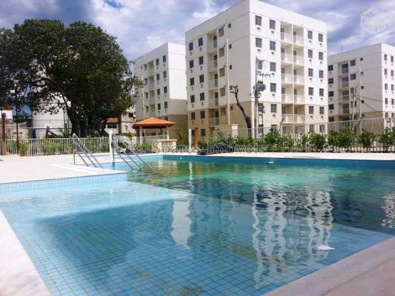 piscina - Apartamento 2 quartos à venda Rio de Janeiro,RJ - R$ 195.000 - VVAP20434 - 10
