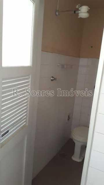 13 Banheiro da área de servi? - Apartamento 2 quartos à venda Rio de Janeiro,RJ - R$ 569.000 - LDAP20119 - 14