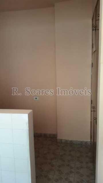 14 Quarto de empregada - Apartamento 2 quartos à venda Rio de Janeiro,RJ - R$ 569.000 - LDAP20119 - 15
