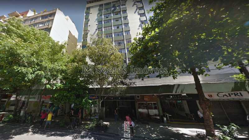 fachada - Apartamento 2 quartos à venda Rio de Janeiro,RJ - R$ 569.000 - LDAP20119 - 16