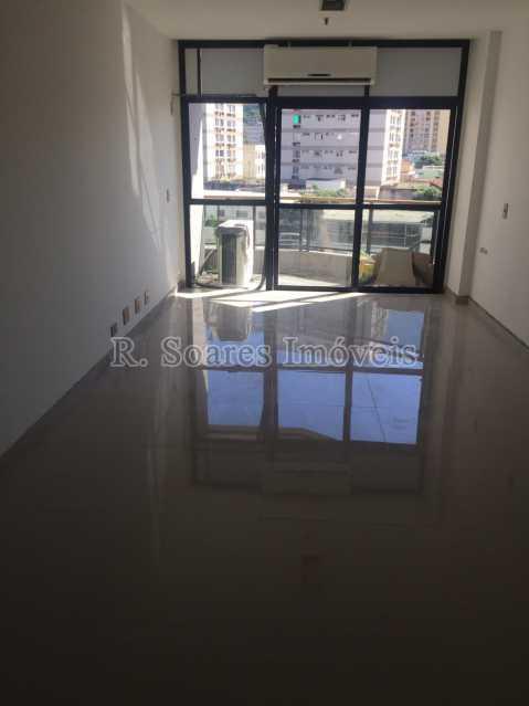 Sala com varanda - Sala Comercial 40m² à venda Rio de Janeiro,RJ - R$ 220.000 - JCSL00032 - 4