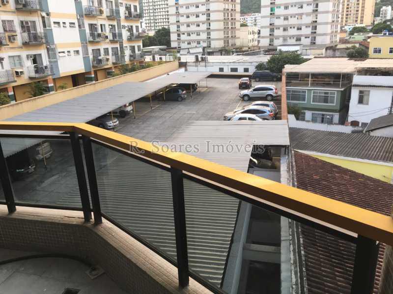 Varanda - Sala Comercial 40m² à venda Rio de Janeiro,RJ - R$ 220.000 - JCSL00032 - 1